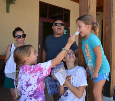 Ice Cream Sunday family