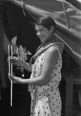 11-CNMA -Archaeologist Bertha Parker Pallan (Abenaki/Seneca)