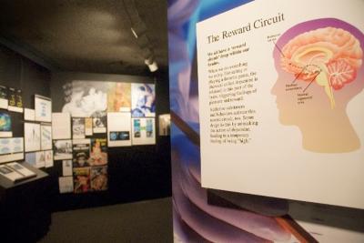 Drug Enforcement Administration Museum exhibition: Drug costs & Consequences. Images: Courtesy DEA Museum.