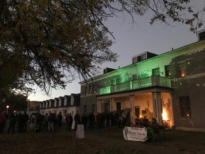 25-Fort Stanton After Dark