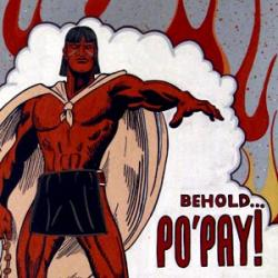 Tewa Tales of Suspense: Behold ... Po'Pay!