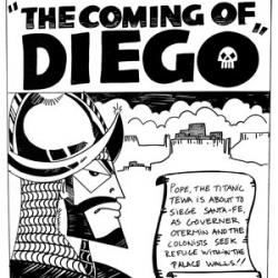 The Coming of Diego