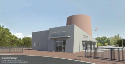 36-NHCC- New Visitors Center Rendering