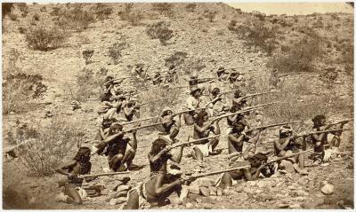 San Carlos Apache Scouts