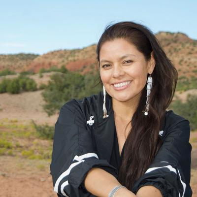 2020-2021 Native Treasures Living Treasure, Kathleen Wall
