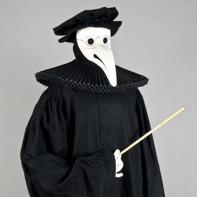 Plague Doctor Carnival Costume