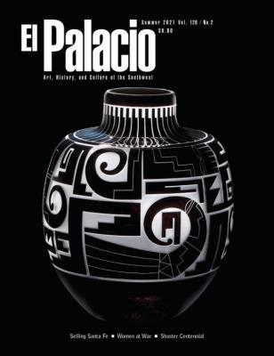 El Palacio cover Summer 2021