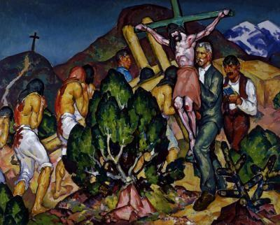 Holy Week in New Mexico/ Penitent Procession