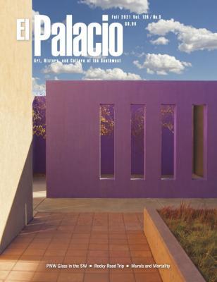 El Palacio cover Fall 2021