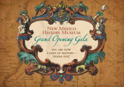 New Mexico History Museum's opening gala