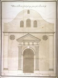 Parish Church of St. Augustine, 1789