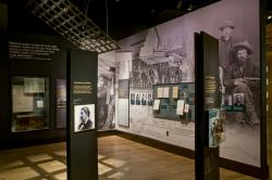 Outlaws exhibit