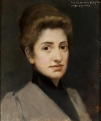 Portrait of Mary Jane Colter