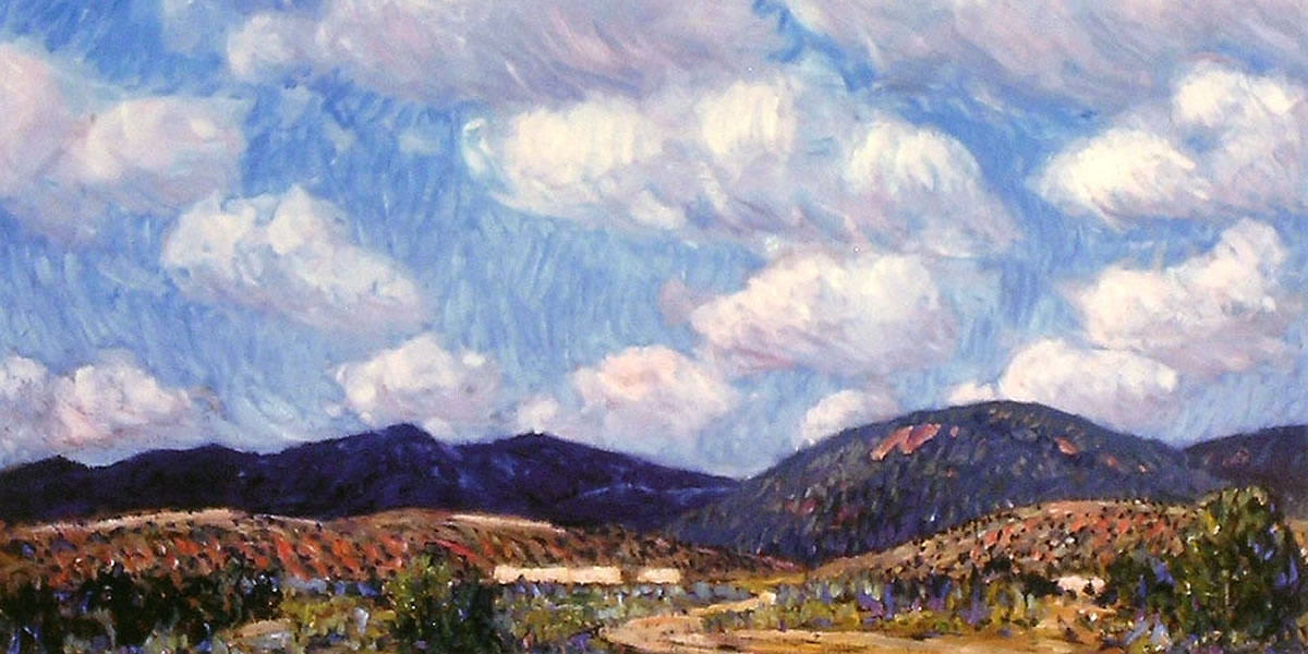 A Place Like No Other: Two Views of the New Mexico Landscape (Governor's Gallery)