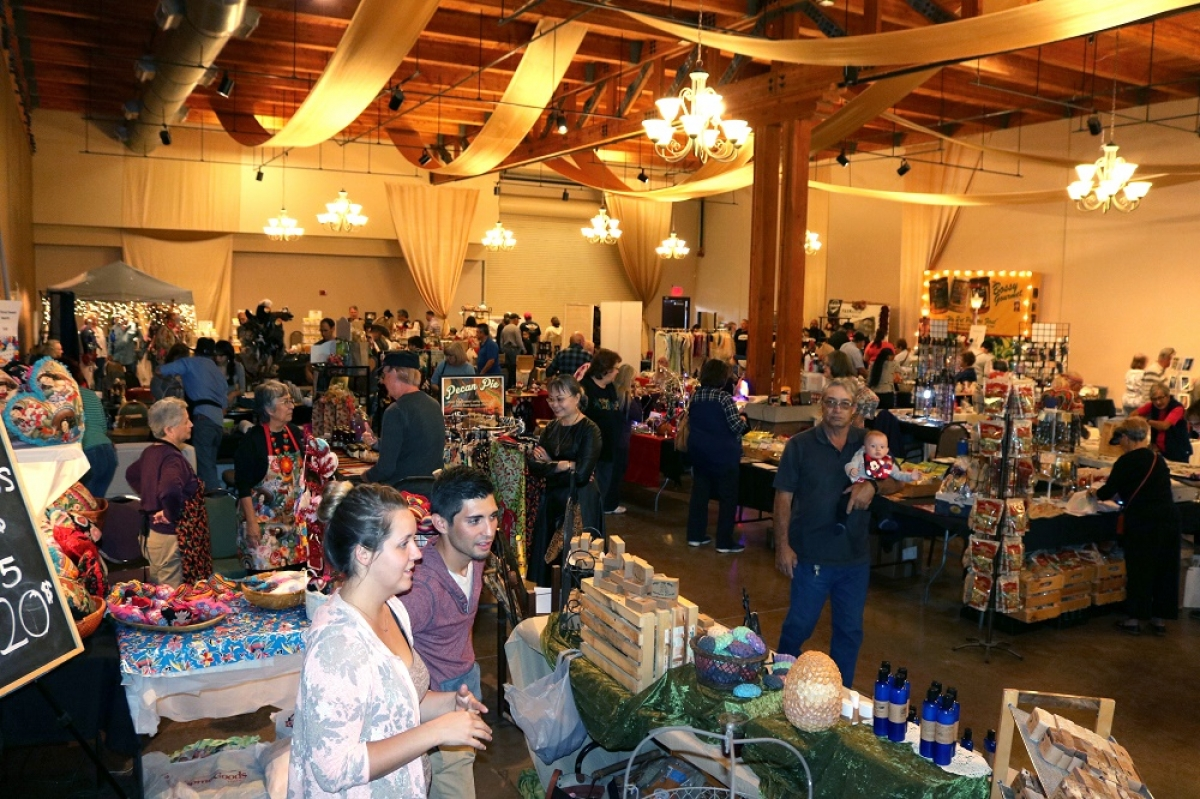 HomeGrown: A New Mexico Food Show & Gift Market