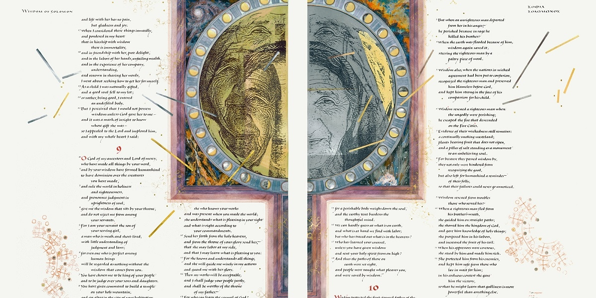 Illuminating the Word: The Saint John's Bible