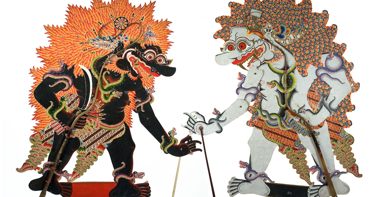 Dancing Shadows, Epic Tales: Wayang Kulit of Indonesia
