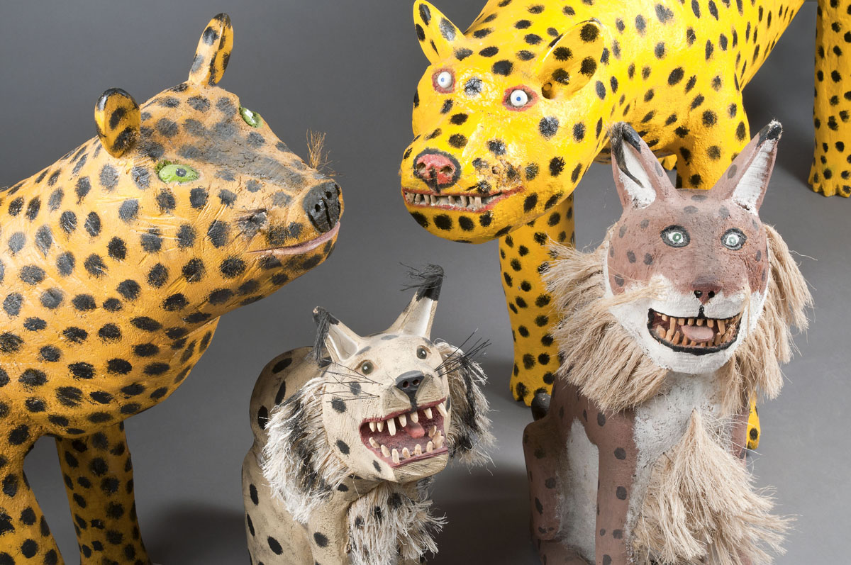 Wooden Menagerie: Made in New Mexico