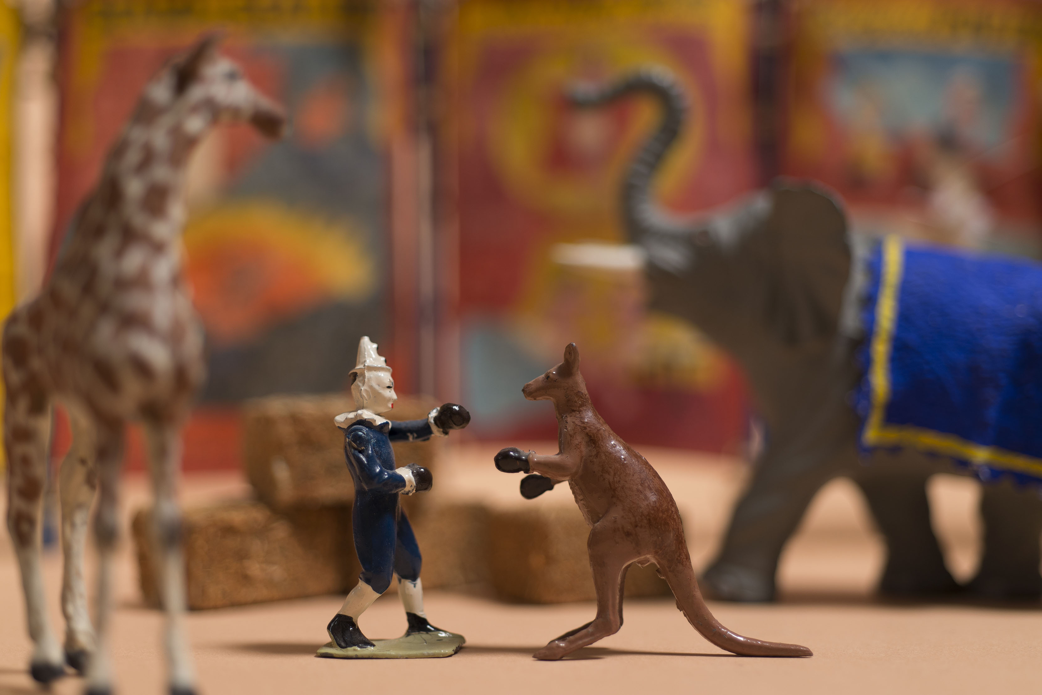 The Morris Miniature Circus: Return of the Little Big Top