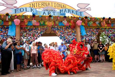 Discount tickets for 2017 International Folk Art Market