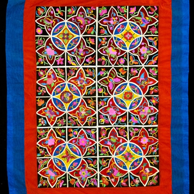 Opening of Quilts of Southwest China