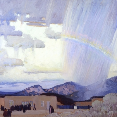 Horizons: People & Place in New Mexican Art