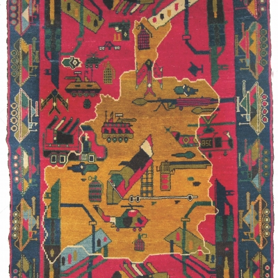 Exhibit Opening - From Combat to Carpets: The Art of Afghan War Rugs