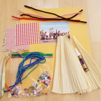 Folk Art To Go / Activity Kits