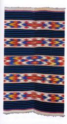 Rio Grande Blanket, NM, late 19th c.