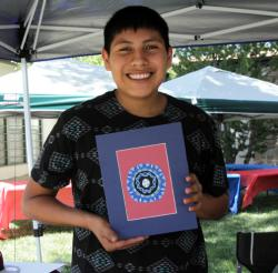 Young Native Artists