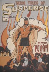 Tile, Tewa Tales of Suspense No. 44