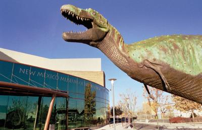 New Mexico Museum of Natural History & Science. Photo: NM Department of Cultural Affairs