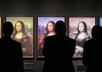 Da Vinci�The Genius, Photo Courtesy: Grande Exhibitions