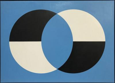 Frederick Hammersley, Couplet