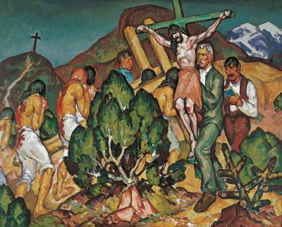 Holy Week in New Mexico