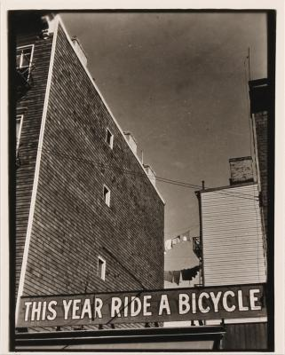 This Year Ride a Bicycle