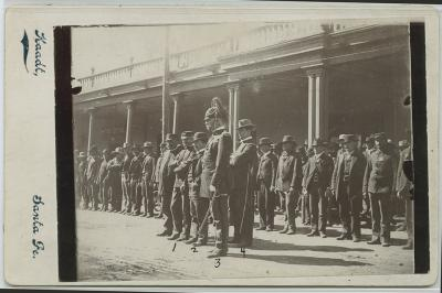19-NMHM-Palace- Rough Riders sworn in by Capt Charles L Cooper